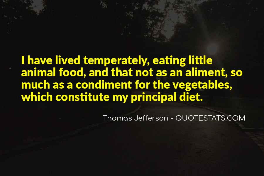 Quotes About Eating What You Want #20236