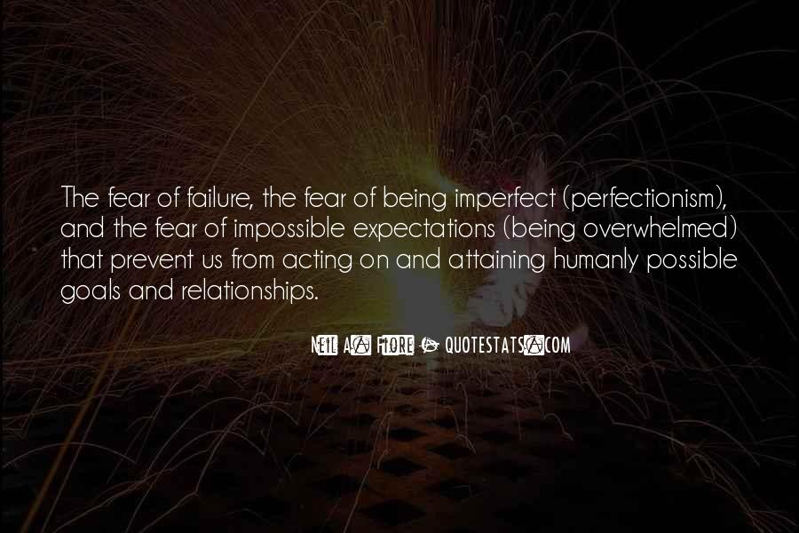 Quotes About Imperfect Relationships #1365905