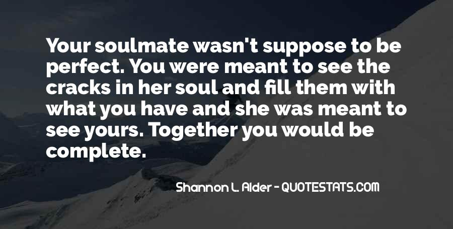 Quotes About Imperfect Relationships #903197