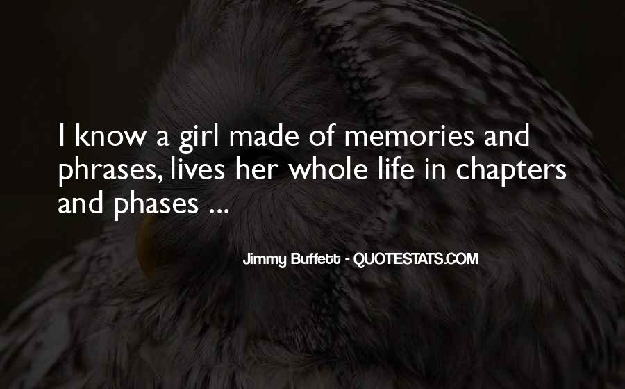 Quotes About A Girl And Her Life #108833