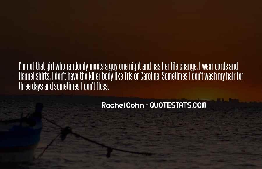 Quotes About A Girl And Her Life #1091829