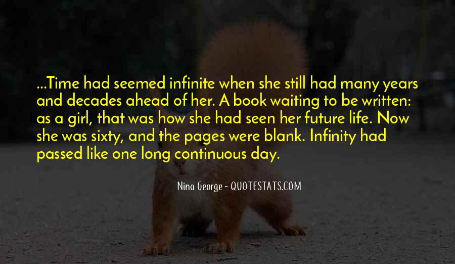 Quotes About A Girl And Her Life #1108362