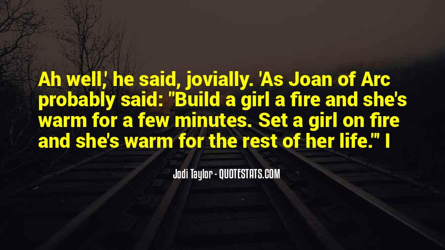 Quotes About A Girl And Her Life #1142600