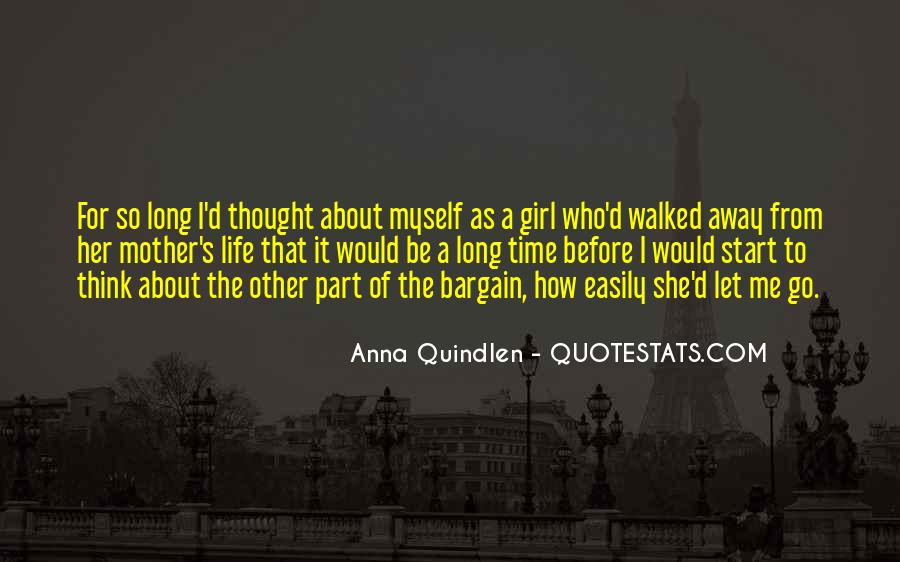 Quotes About A Girl And Her Life #1153702