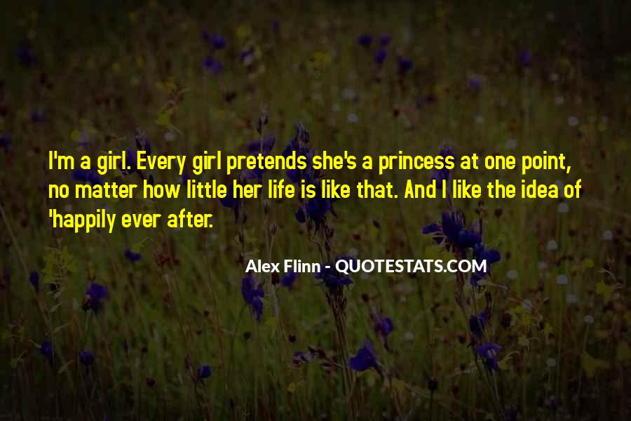 Quotes About A Girl And Her Life #1417728