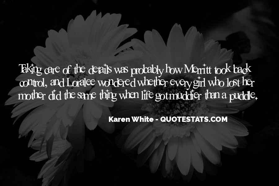 Quotes About A Girl And Her Life #591519