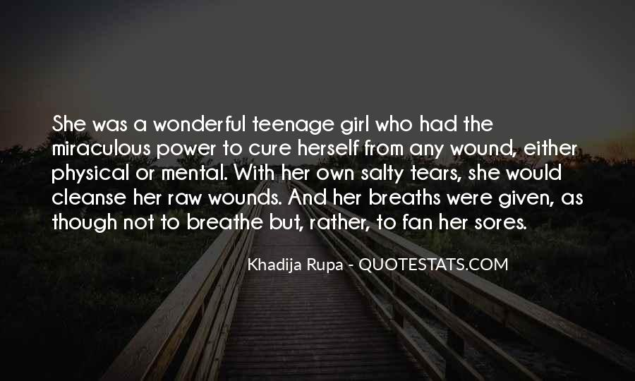 Quotes About A Girl And Her Life #650505