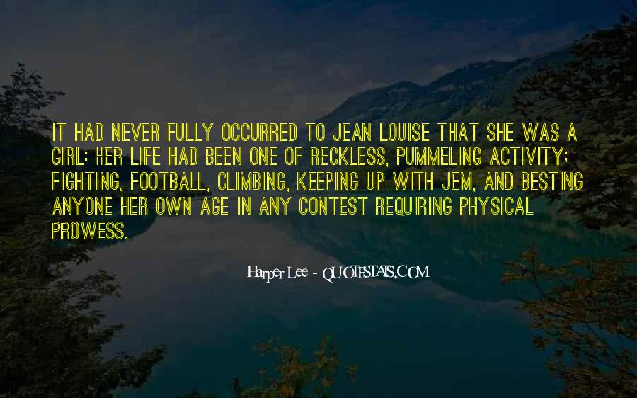 Quotes About A Girl And Her Life #674612