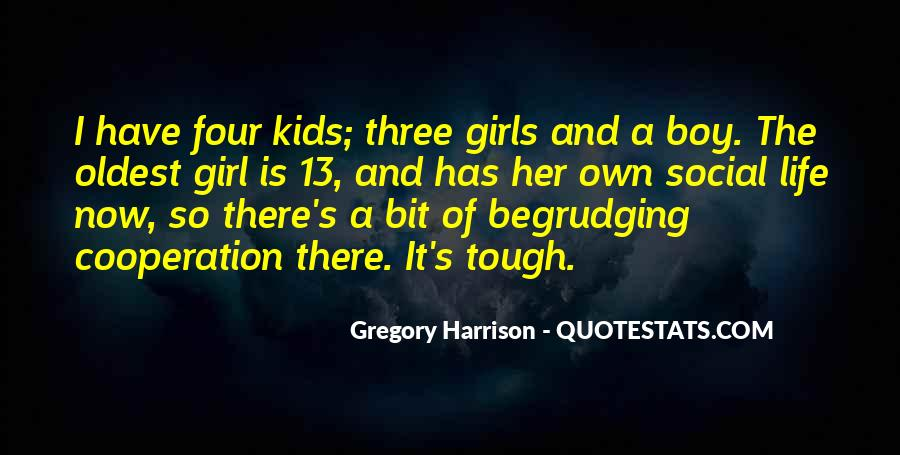 Quotes About A Girl And Her Life #720236