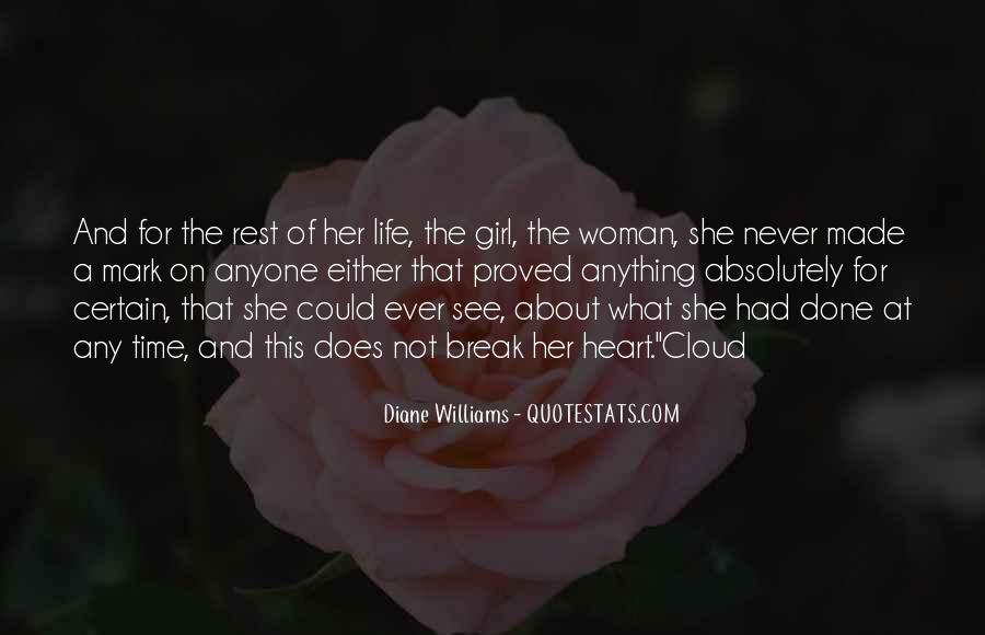 Quotes About A Girl And Her Life #912579