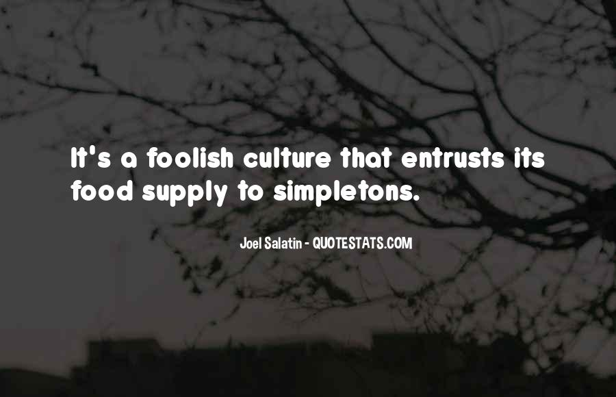 Quotes About Supply #129741