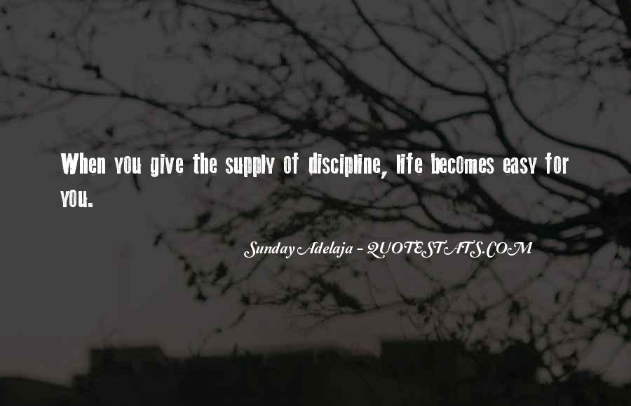 Quotes About Supply #132641