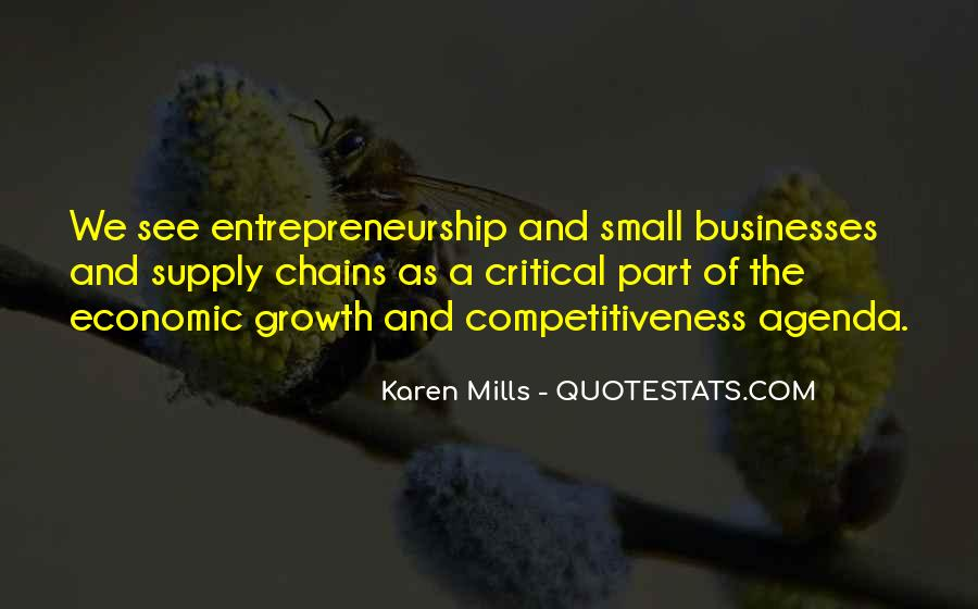 Quotes About Supply #138046