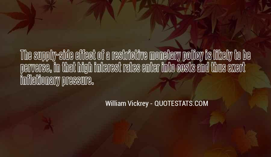 Quotes About Supply #147799
