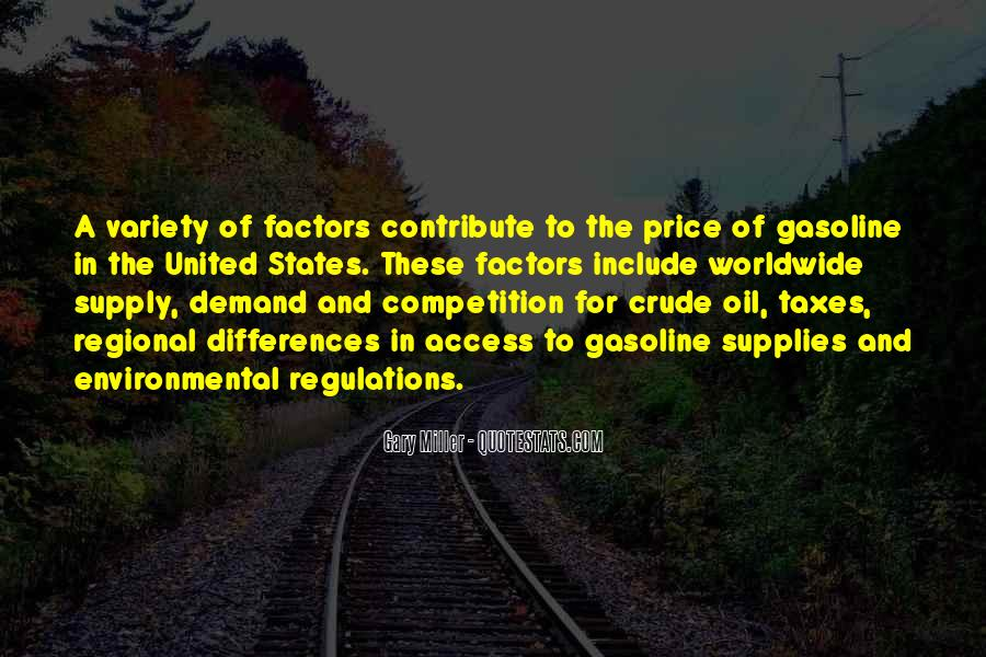 Quotes About Supply #149166