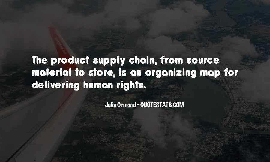 Quotes About Supply #151069