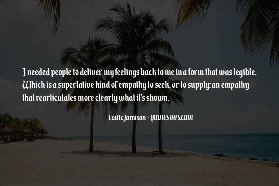 Quotes About Supply #153967