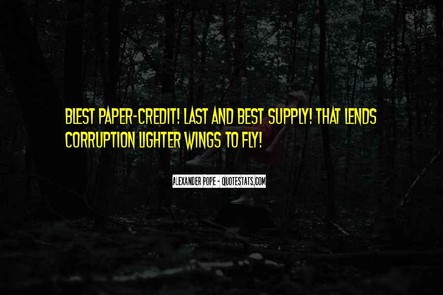 Quotes About Supply #155046