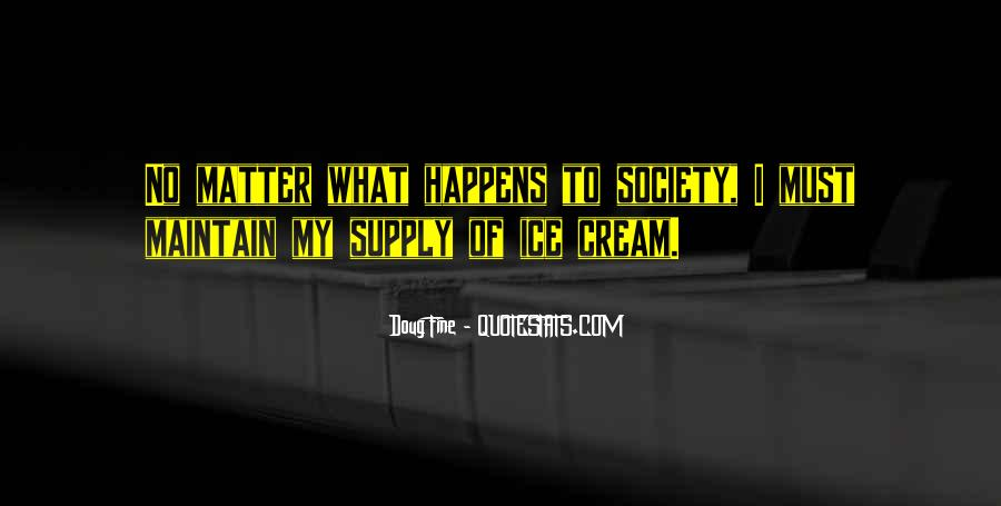Quotes About Supply #162858