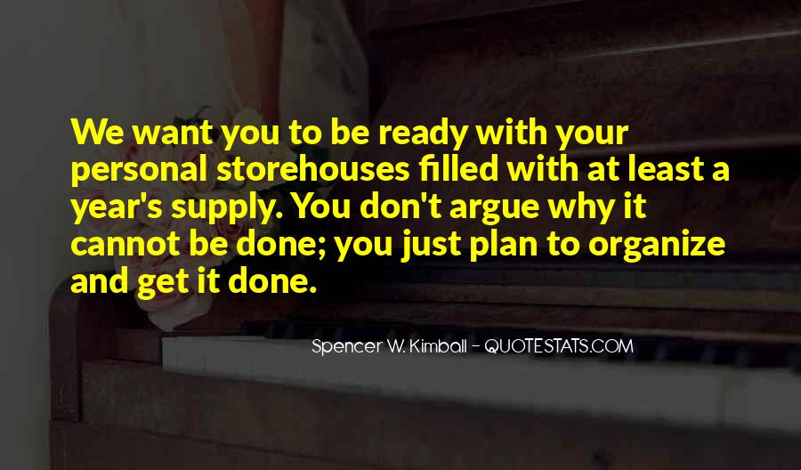 Quotes About Supply #164016