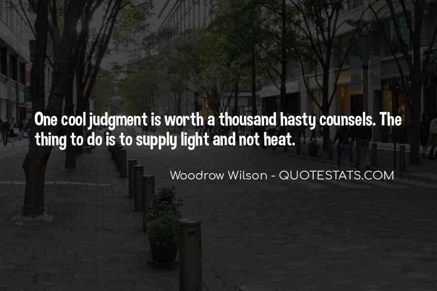 Quotes About Supply #179827