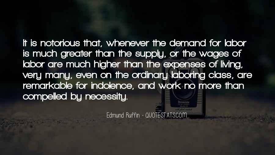 Quotes About Supply #25121