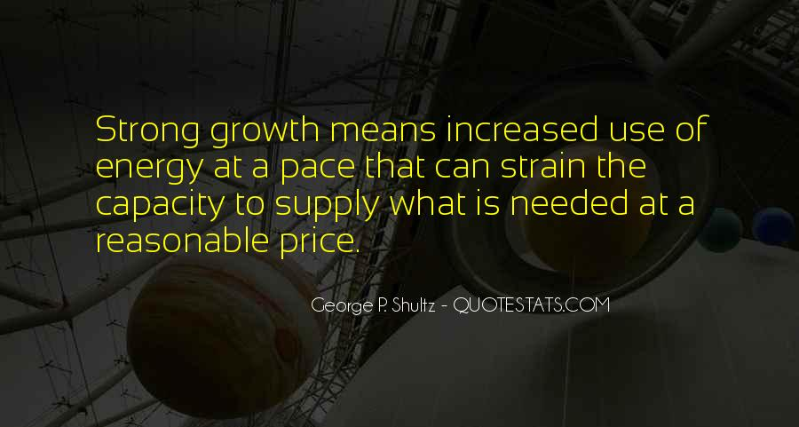 Quotes About Supply #44222