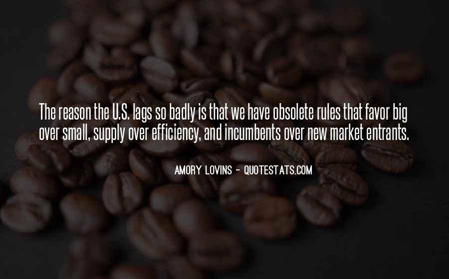 Quotes About Supply #7527