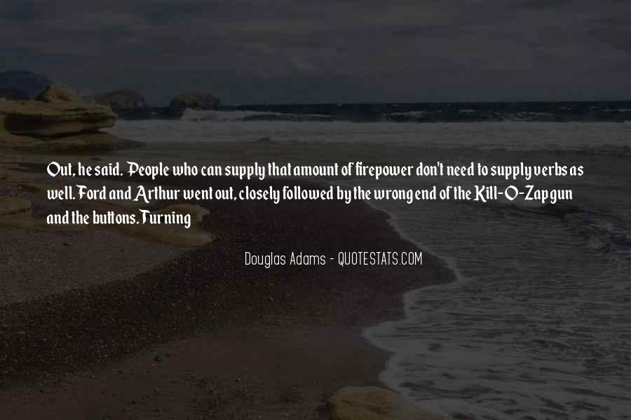 Quotes About Supply #90637