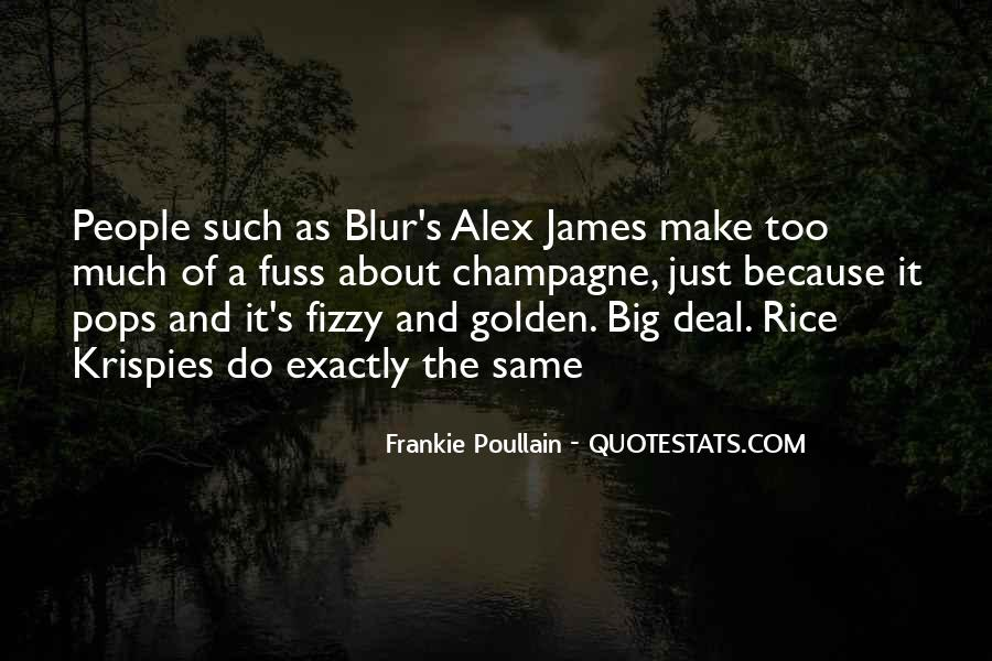 Quotes About Rice Krispies #61059