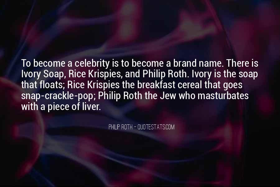 Quotes About Rice Krispies #627195