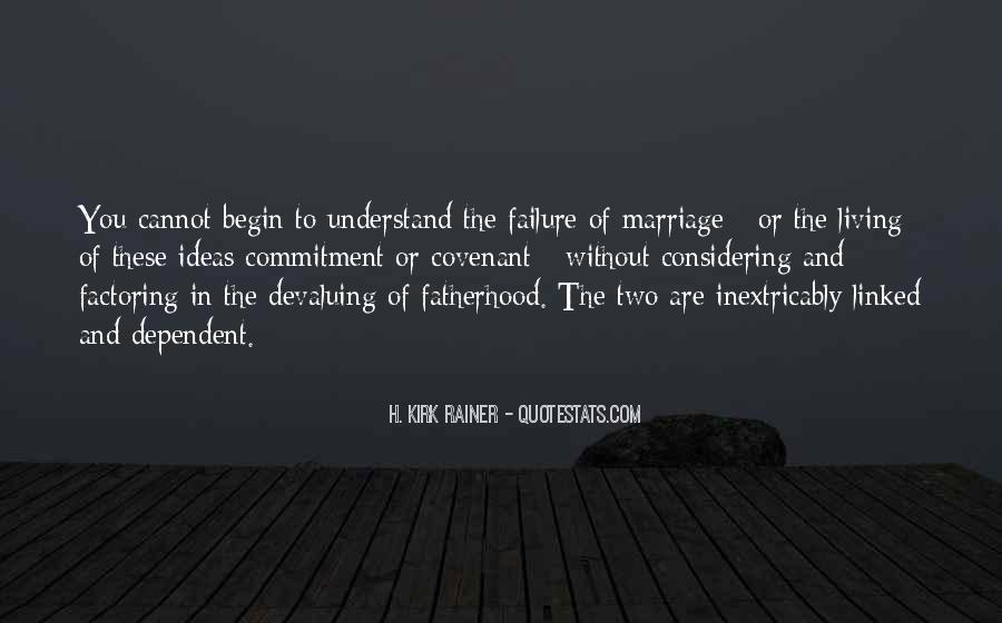 Quotes About Commitment In Marriage #281867