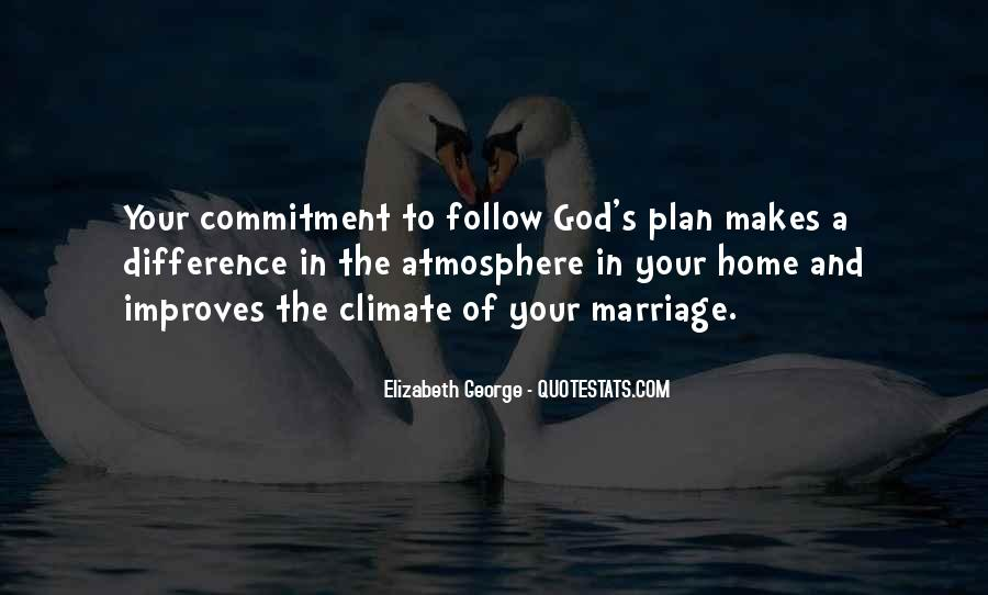 Quotes About Commitment In Marriage #588859