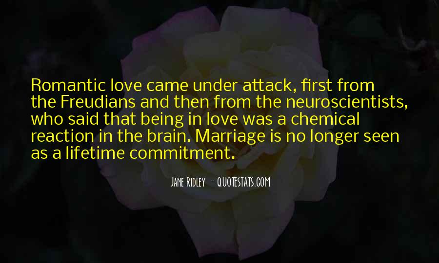 Quotes About Commitment In Marriage #858884