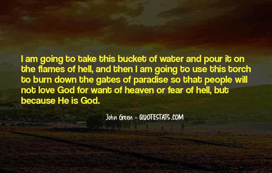 Quotes About Fear And God #156611