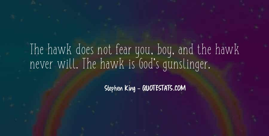 Quotes About Fear And God #163624
