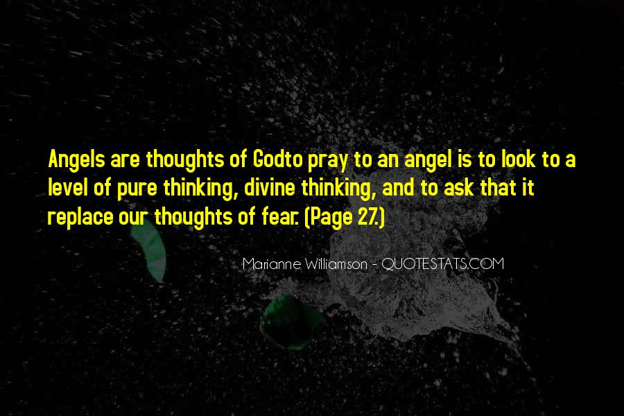 Quotes About Fear And God #187797