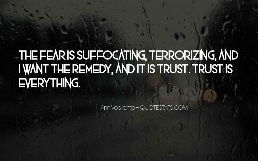 Quotes About Fear And God #211002