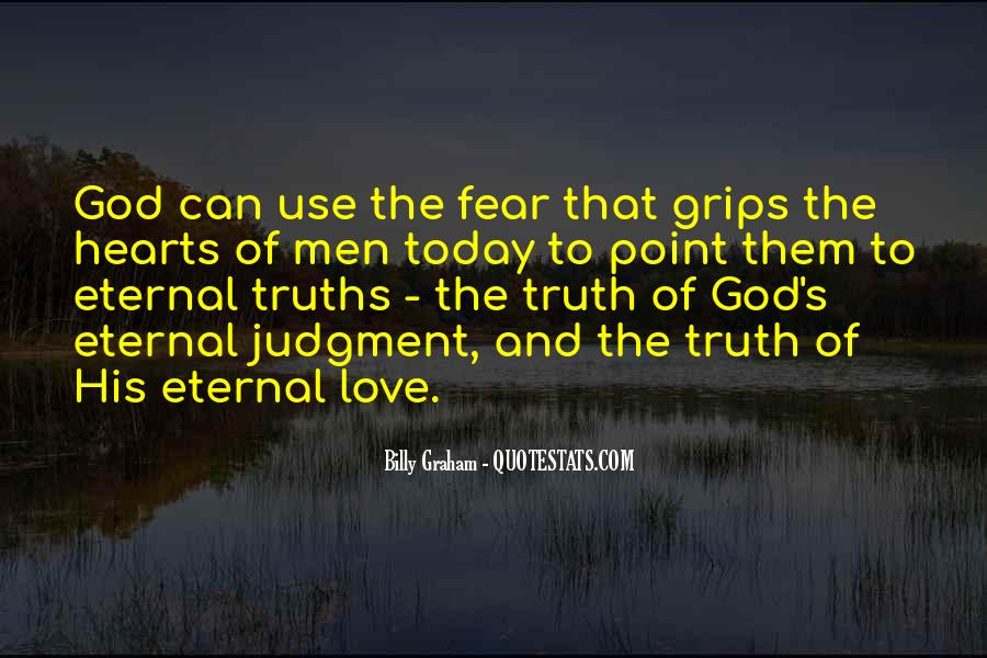 Quotes About Fear And God #225241