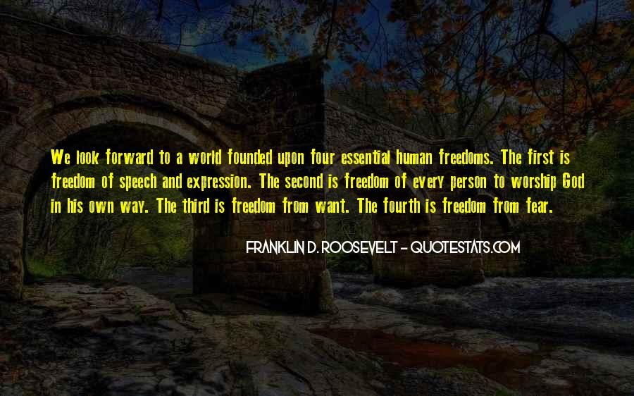 Quotes About Fear And God #268905