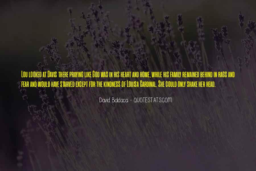 Quotes About Fear And God #290167