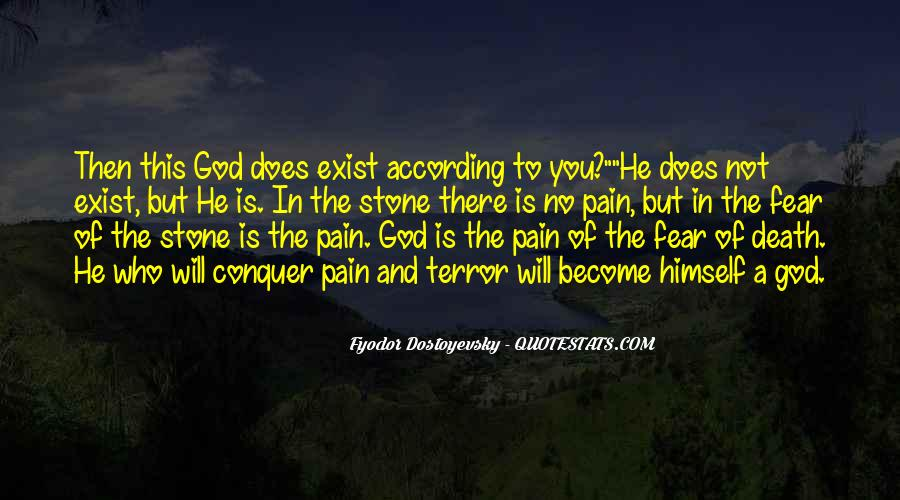 Quotes About Fear And God #323697