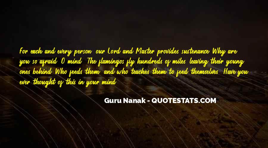 Quotes About Fear And God #368743