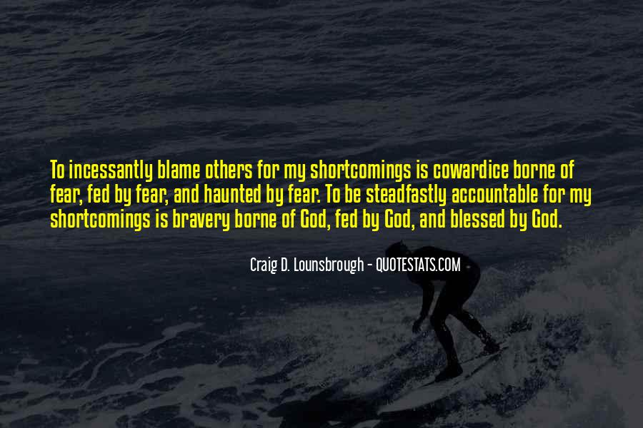 Quotes About Fear And God #55867
