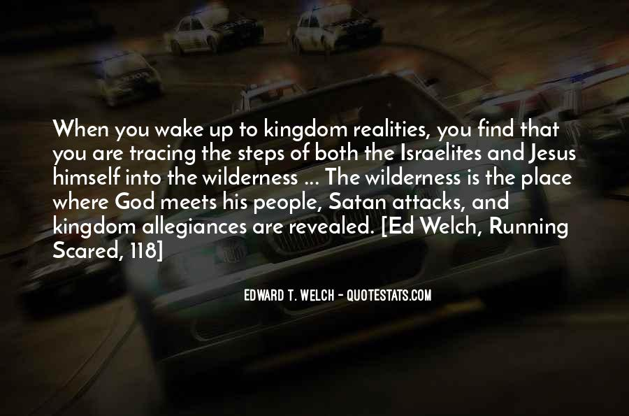 Quotes About Fear And God #80720