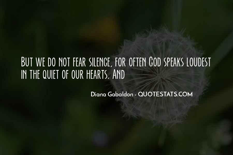 Quotes About Fear And God #93780