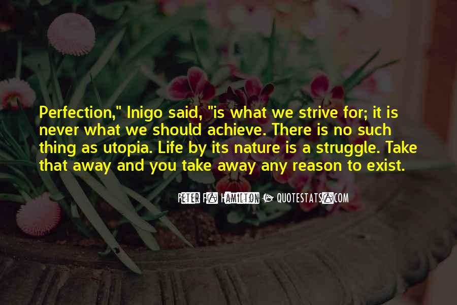 Quotes About Life Nature #11435