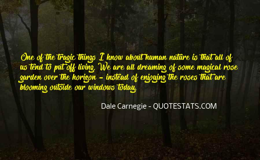 Quotes About Life Nature #59587