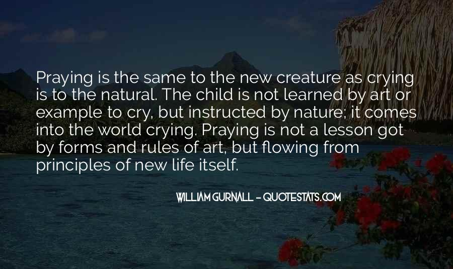 Quotes About Life Nature #60000