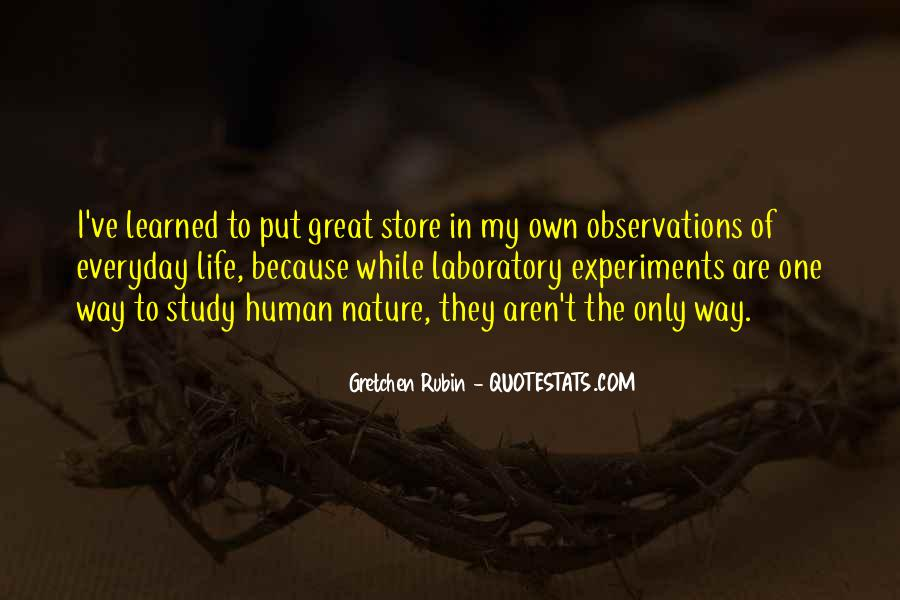 Quotes About Life Nature #60863